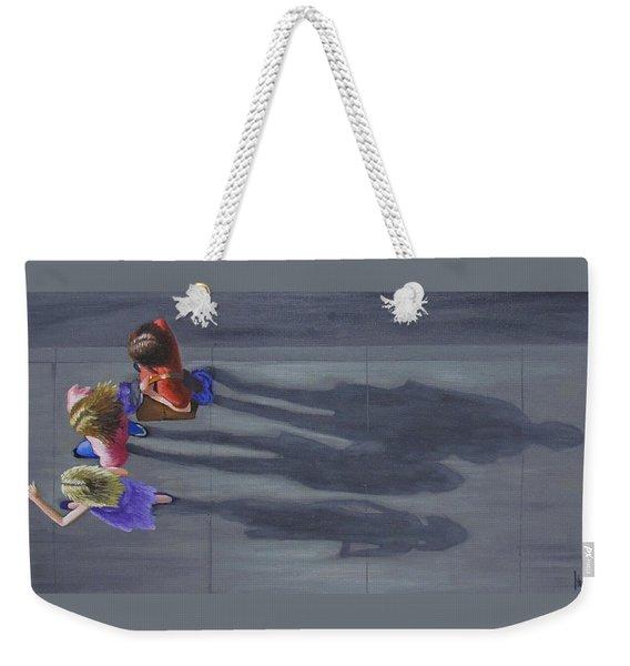 Going Shopping Weekender Tote Bag