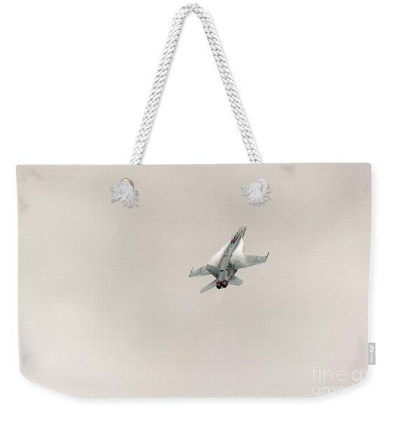 Going Vertical IIi Weekender Tote Bag