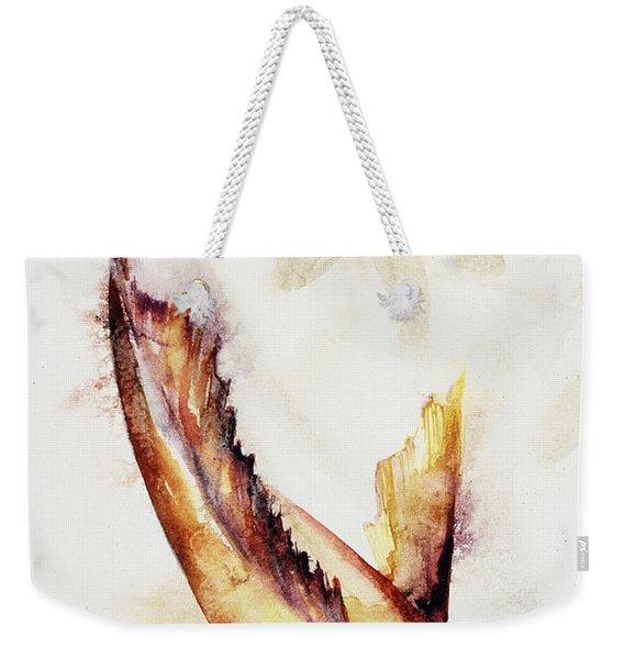 Gold Mangrove  Weekender Tote Bag
