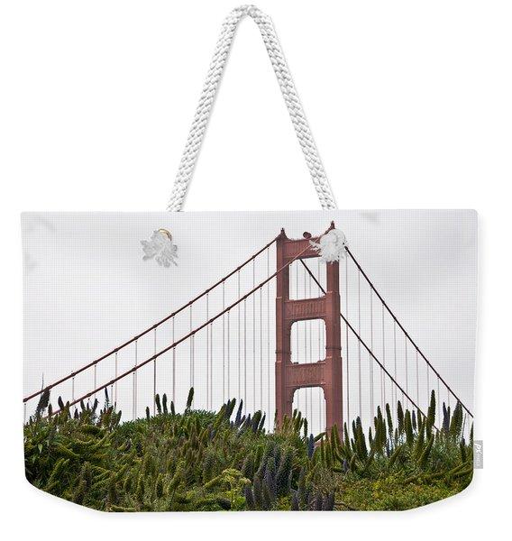 Golden Gate Bridge 1 Weekender Tote Bag