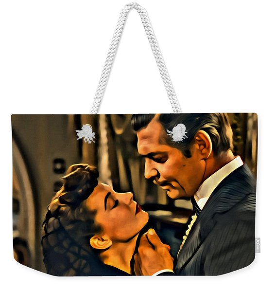 Gone With The Wind Weekender Tote Bag