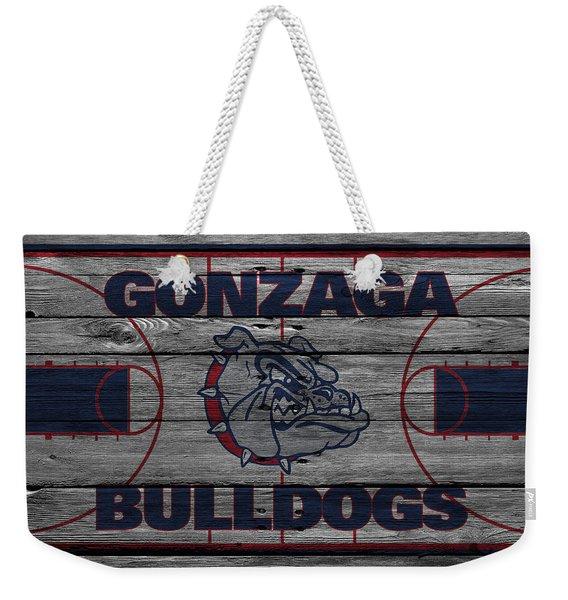 Gonzaga Bulldogs Weekender Tote Bag