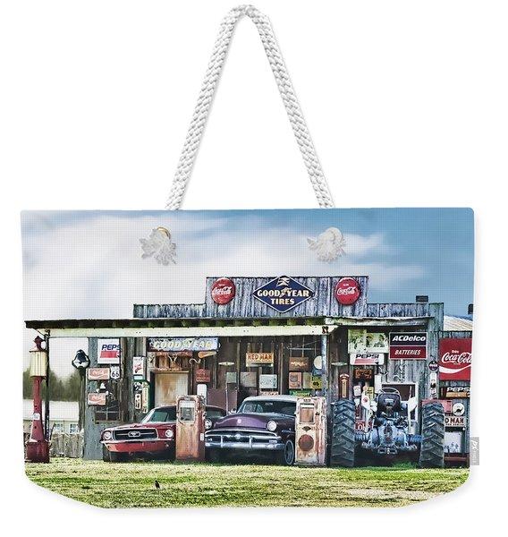 Good Times Not Forgotten Weekender Tote Bag