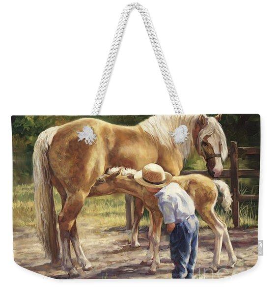 Got Milk Weekender Tote Bag