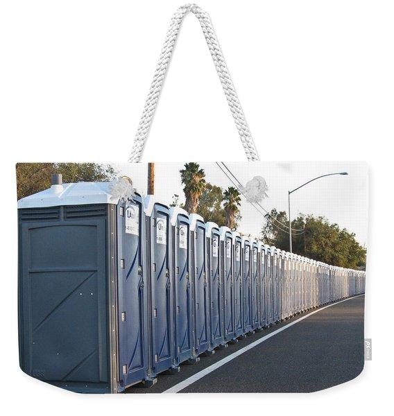Gotta Go? Weekender Tote Bag