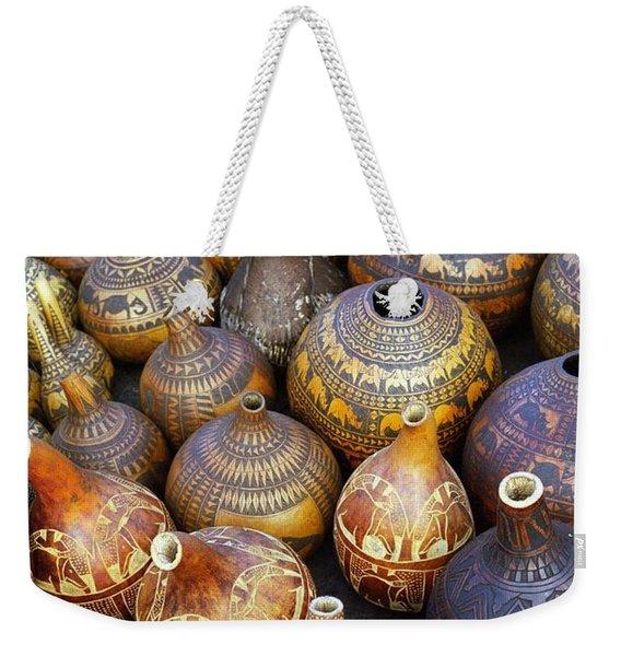 Gourds In Kenya Weekender Tote Bag