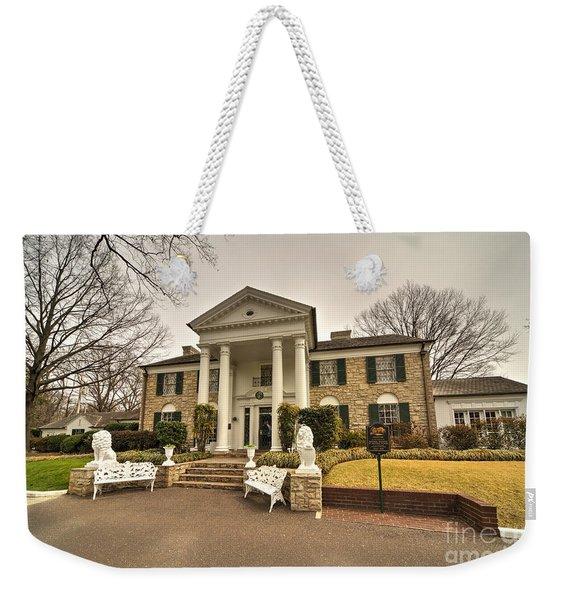 Graceland  Weekender Tote Bag