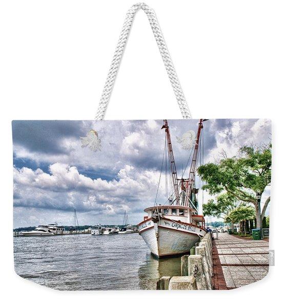 Gracie Belle Weekender Tote Bag