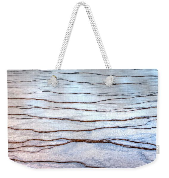 Gradations Weekender Tote Bag