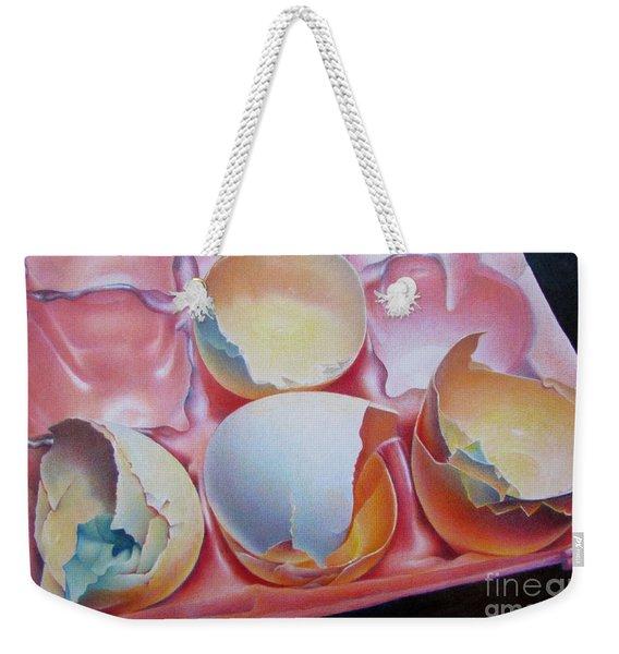 Grade A-extra Large Weekender Tote Bag