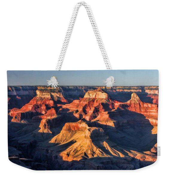 Grand Canyon National Park Sunset Weekender Tote Bag