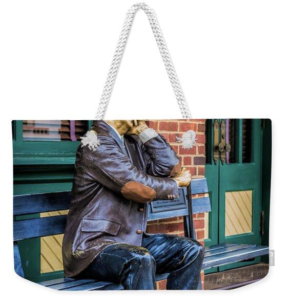 Grapevine Cowboy Weekender Tote Bag