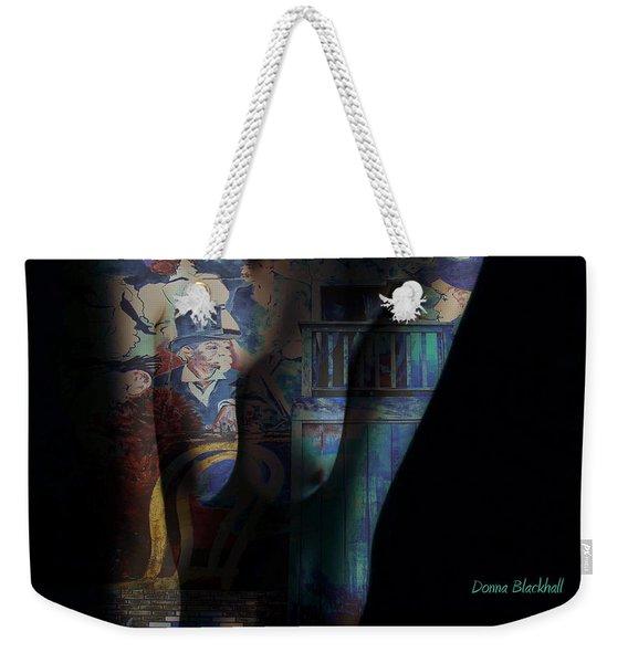Graphic Artist Weekender Tote Bag