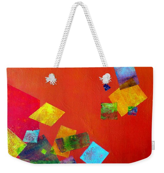 Gravity Is Only A Theory Weekender Tote Bag