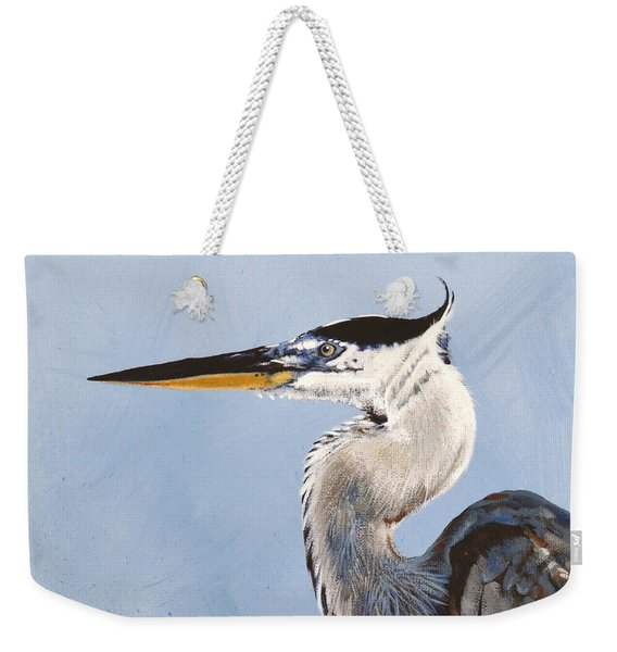 Great Blue II Weekender Tote Bag