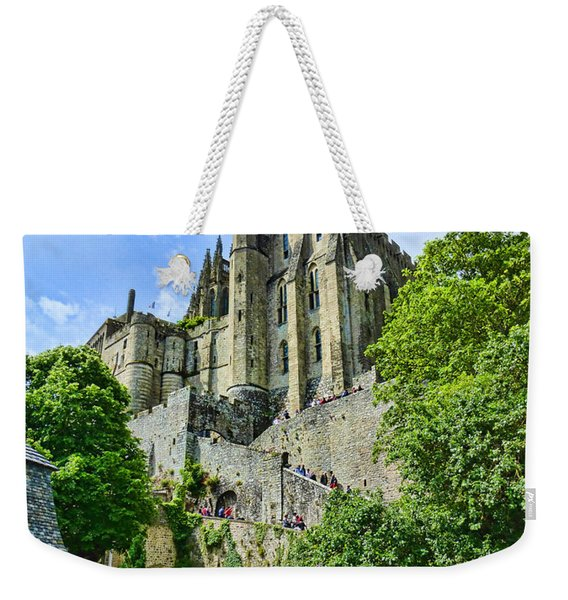 Great Day At The Mont Weekender Tote Bag