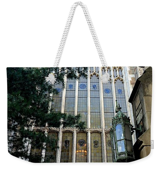 Great Glass Weekender Tote Bag