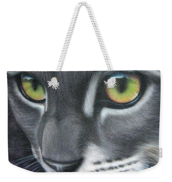 Grey Lady Weekender Tote Bag