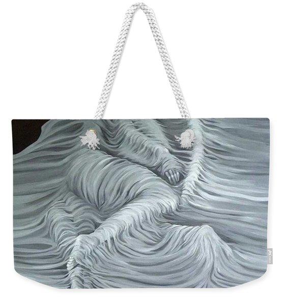 Greyish Revelation Weekender Tote Bag