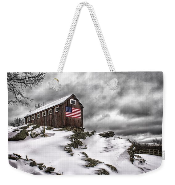 Greyledge Farm After The Storm Weekender Tote Bag