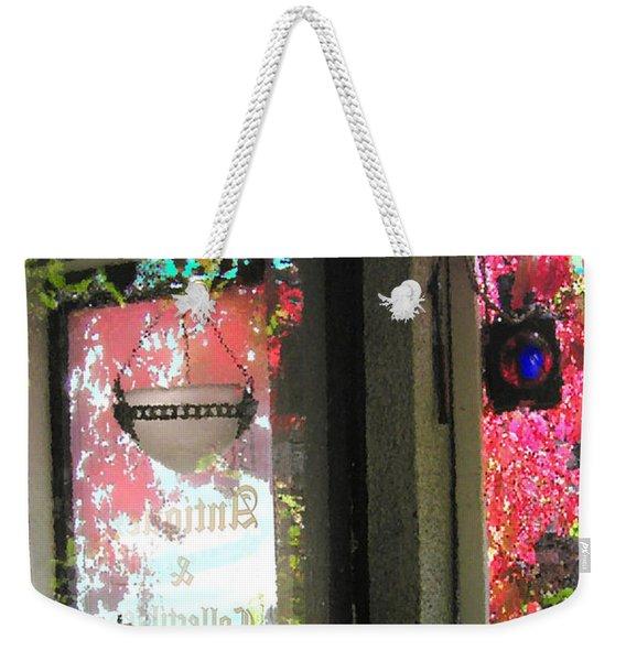 Griff's Antiques Weekender Tote Bag