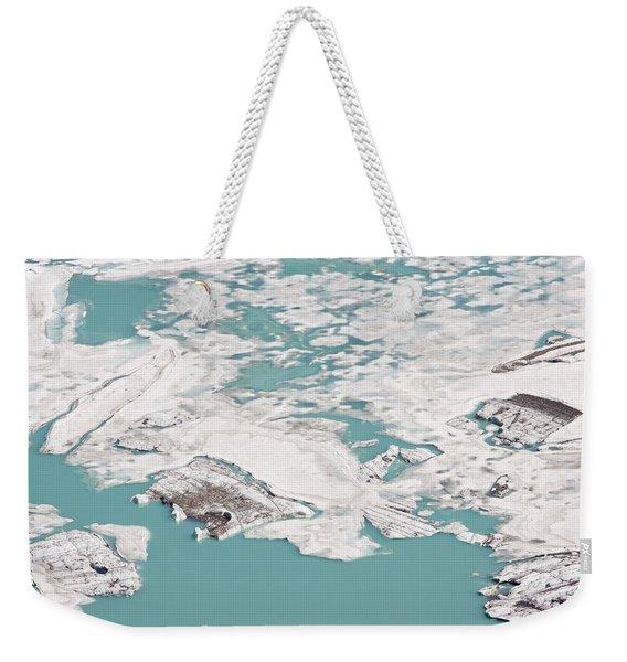 Grinnell Glacier In Glacier National Weekender Tote Bag