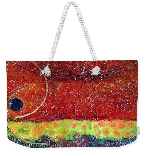 Grounded Weekender Tote Bag
