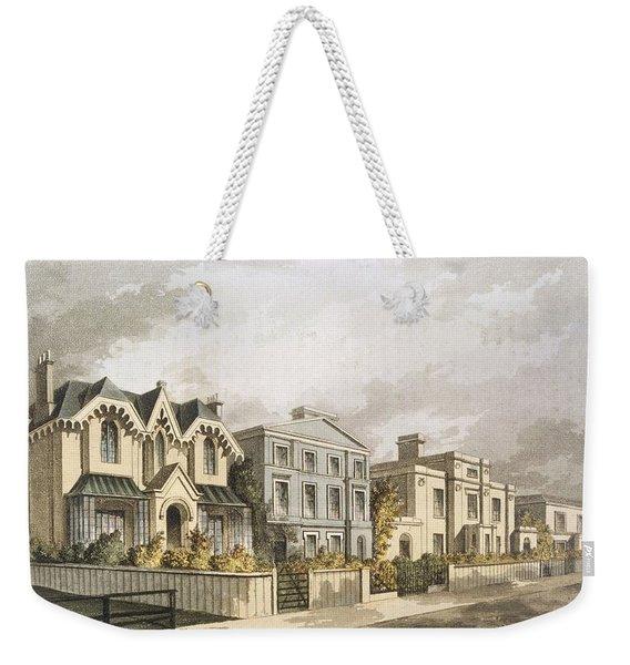 Group Of Villas In Herne Hill Weekender Tote Bag