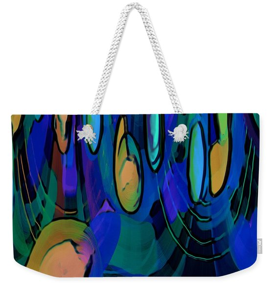 Grow Where You Are Planted Weekender Tote Bag