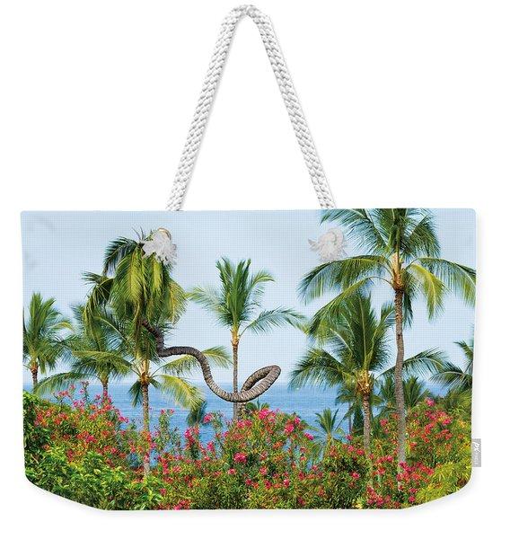 Grow Your Own Way Weekender Tote Bag