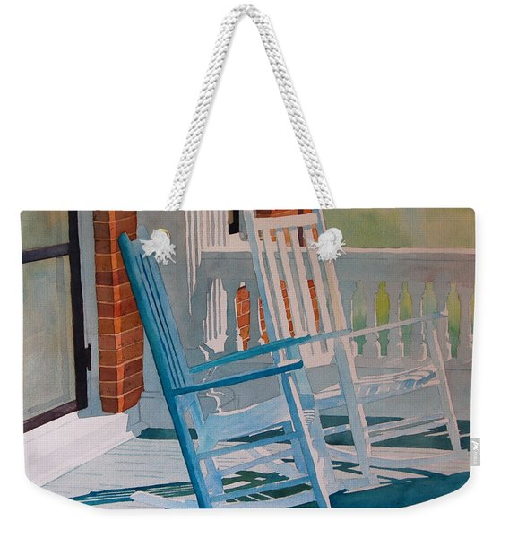 Growing Old Together Weekender Tote Bag