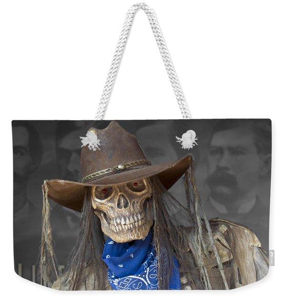Gruesome Greg Weekender Tote Bag