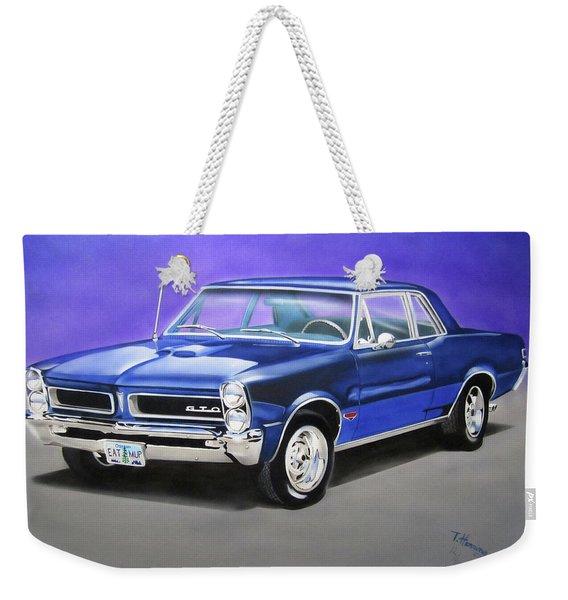 Gto 1965 Weekender Tote Bag