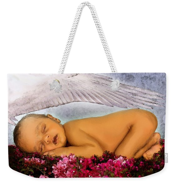 Guardian Weekender Tote Bag