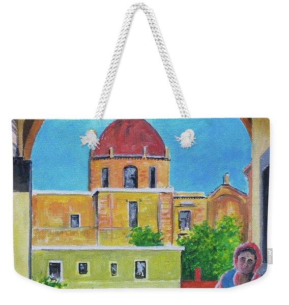 Guanajuato Woman Weekender Tote Bag