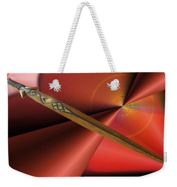 Guarded Heart Weekender Tote Bag