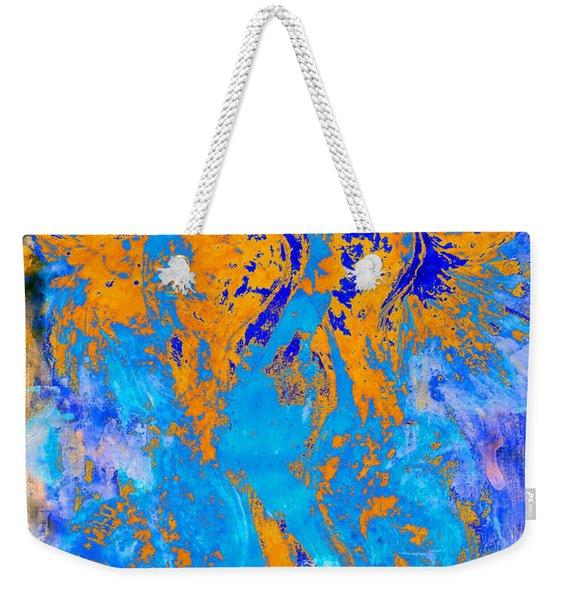 Guardians Of Heaven's Gate Weekender Tote Bag