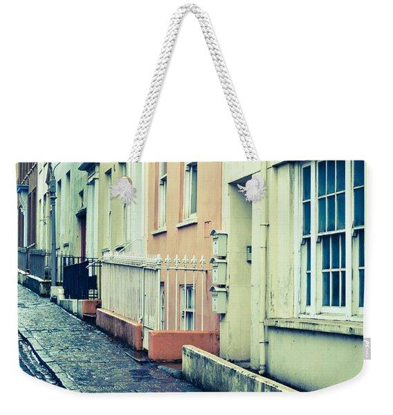 Guernsey Street Weekender Tote Bag