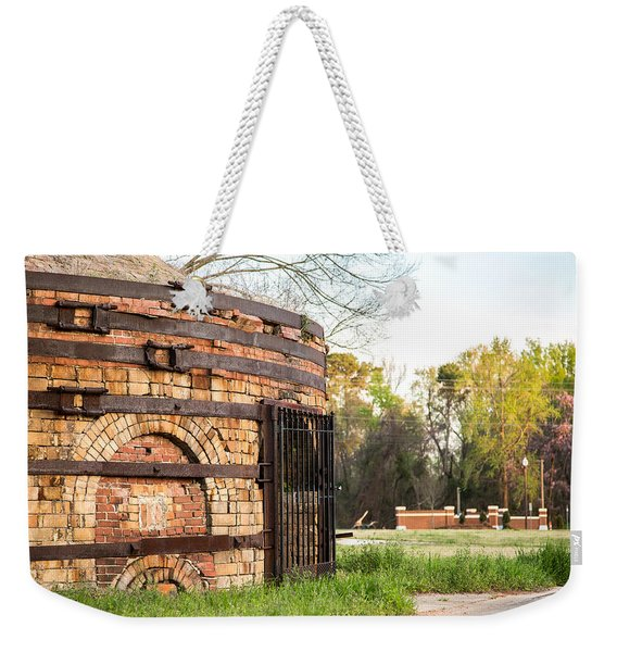 Guignard Brick Works-1 Weekender Tote Bag