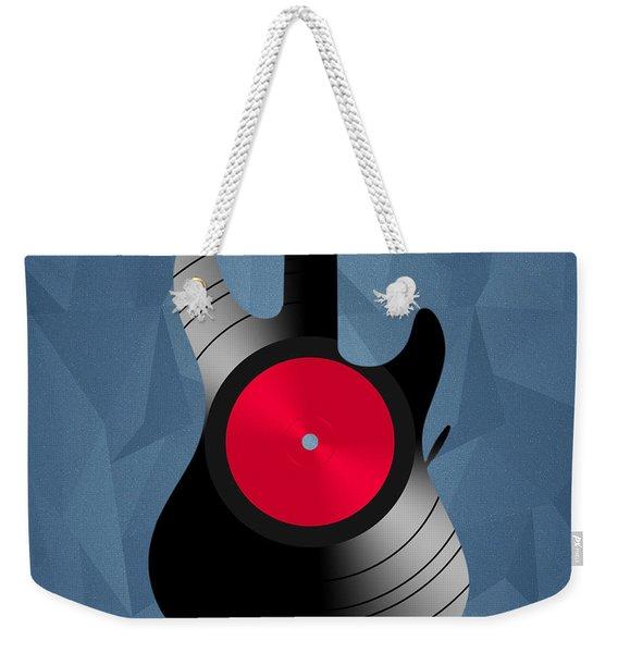 Guitar 4 Weekender Tote Bag