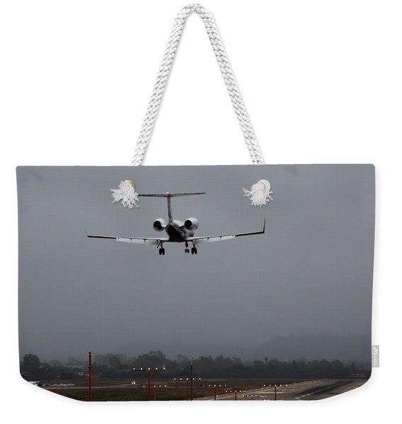 Gulfstream Approach Weekender Tote Bag