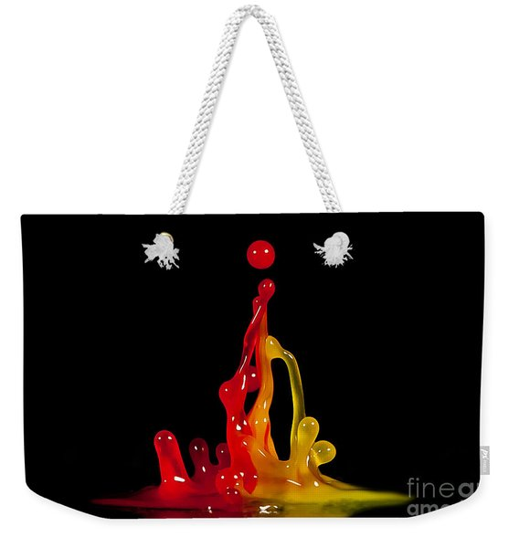 Gummy Drops Weekender Tote Bag