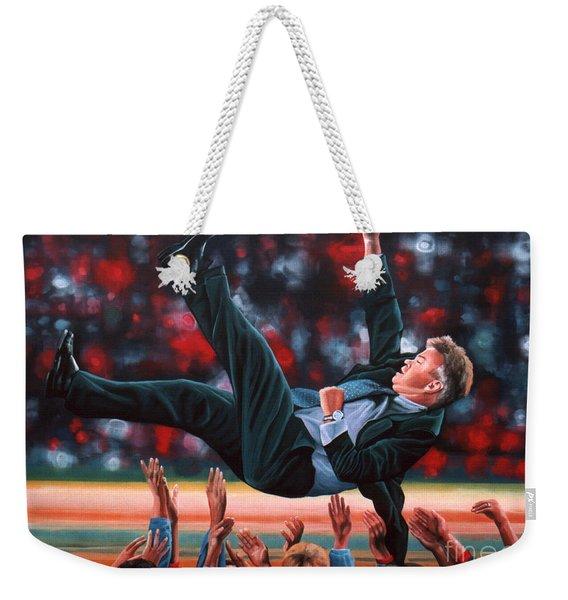 Guus Hiddink Weekender Tote Bag