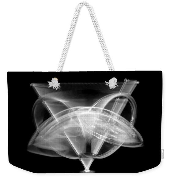 Gyroscope Weekender Tote Bag