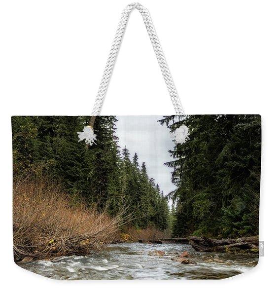 Hackleman Creek  Weekender Tote Bag