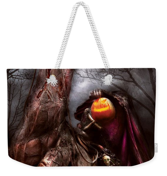 Halloween - The Headless Horseman Weekender Tote Bag