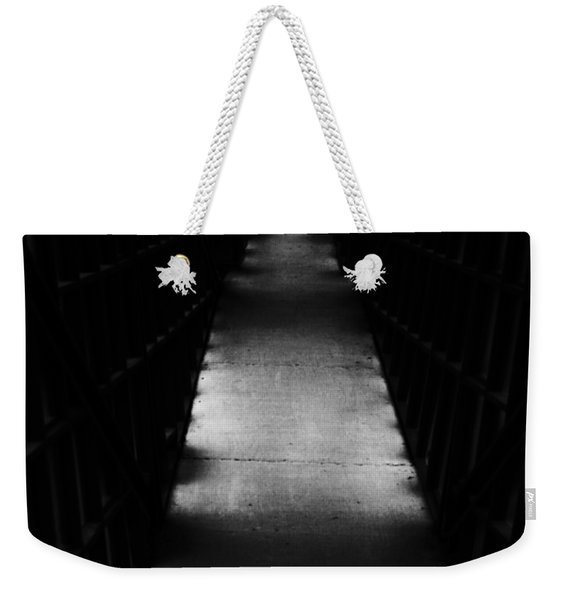Hallway To Nowhere Weekender Tote Bag