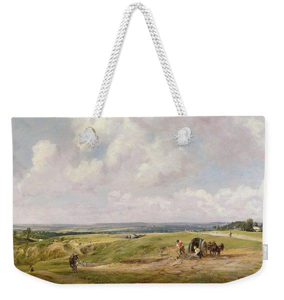 Hampstead Heath, C.1820 Weekender Tote Bag