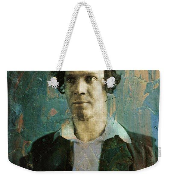 Handsome Fellow 1 Weekender Tote Bag