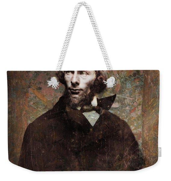 Handsome Fellow 4 Weekender Tote Bag